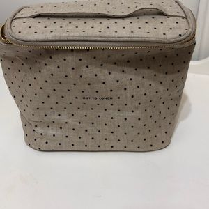 BRAND NEW! Kate Spade insulated lunch box